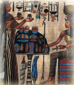 エジプトアロマ